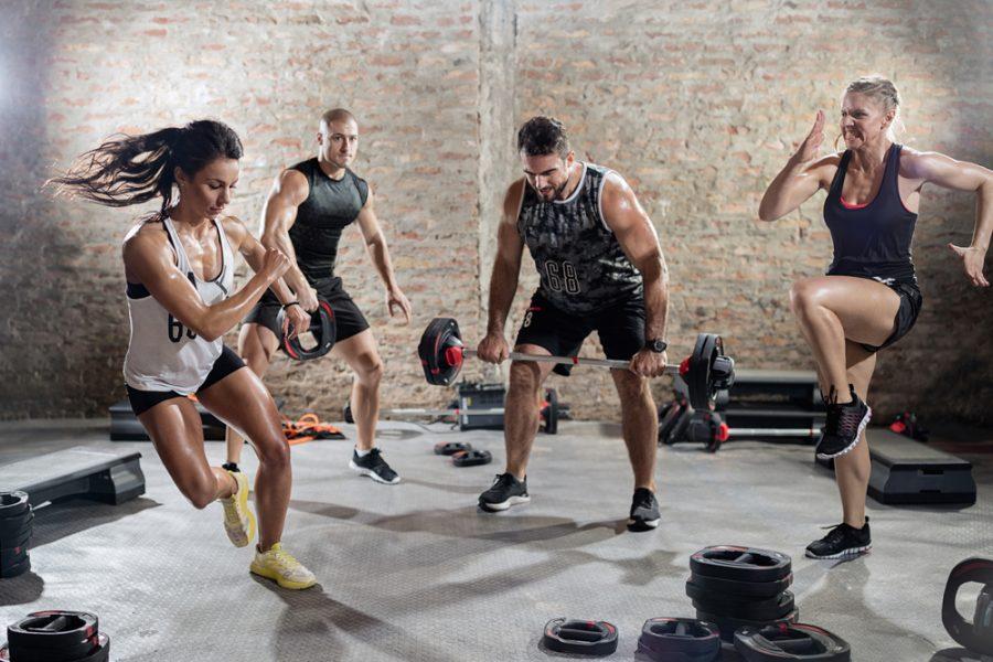 Small Group Training! Η επόμενη προπόνηση σας!