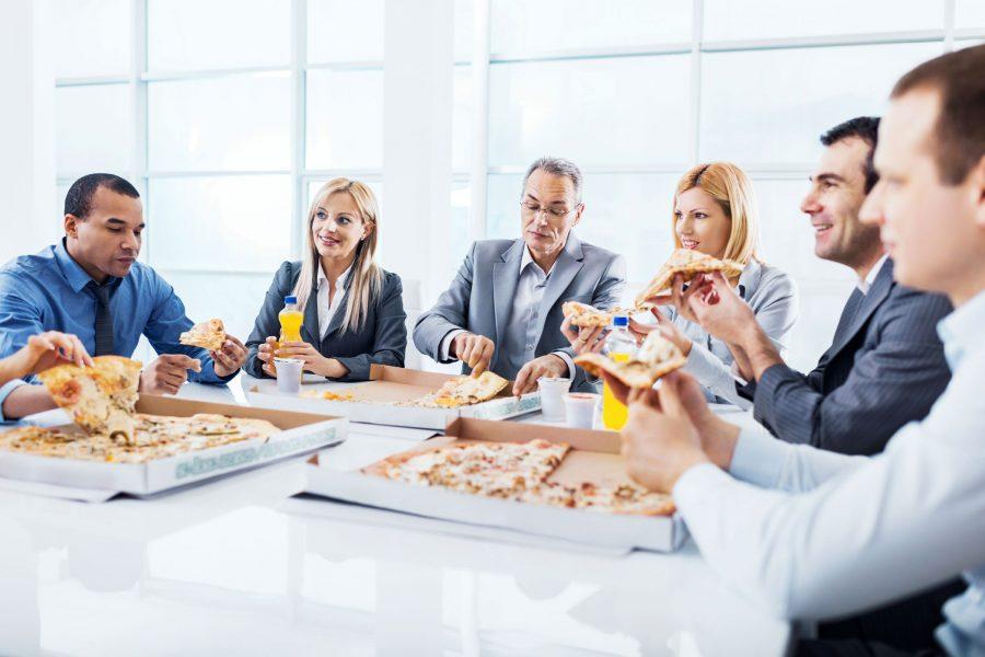 Πόσο σημαντική είναι η διατροφή στον εργασιακό χώρο;