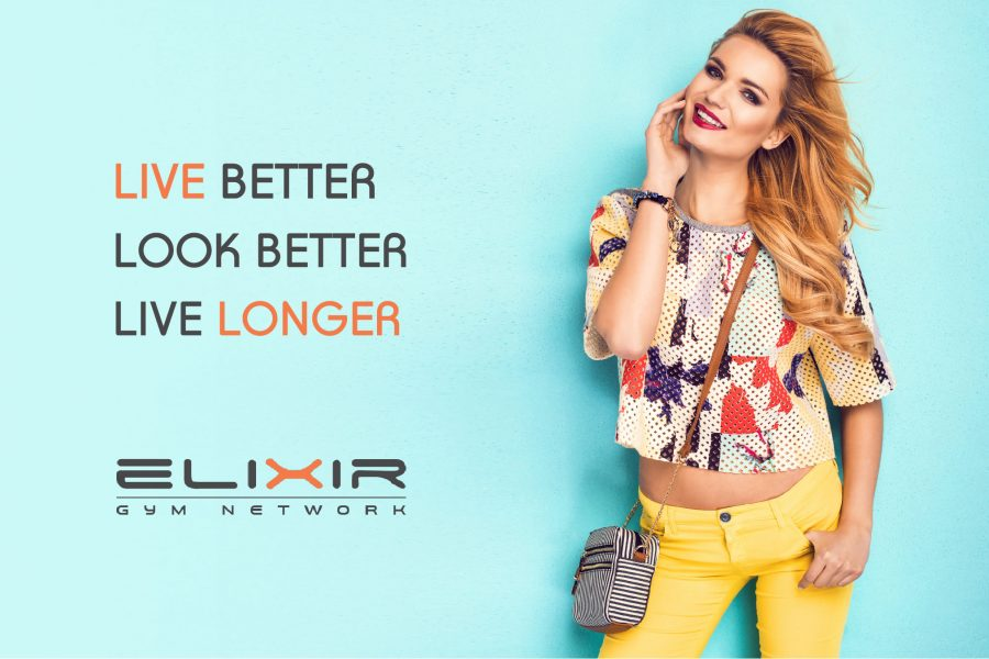 LIVE BETTER, LOOK BETTER LIVE LONGER: MΕΡΟΣ Α'