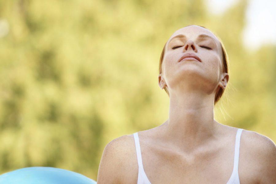 H σημασία της σωστής αναπνοής στην άσκηση