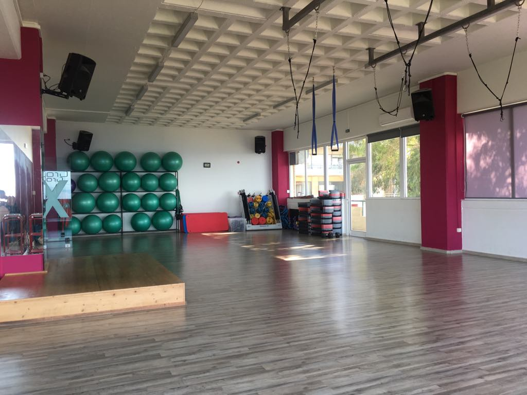 Rodos Elixir Gym & Pilates Studio Schedule