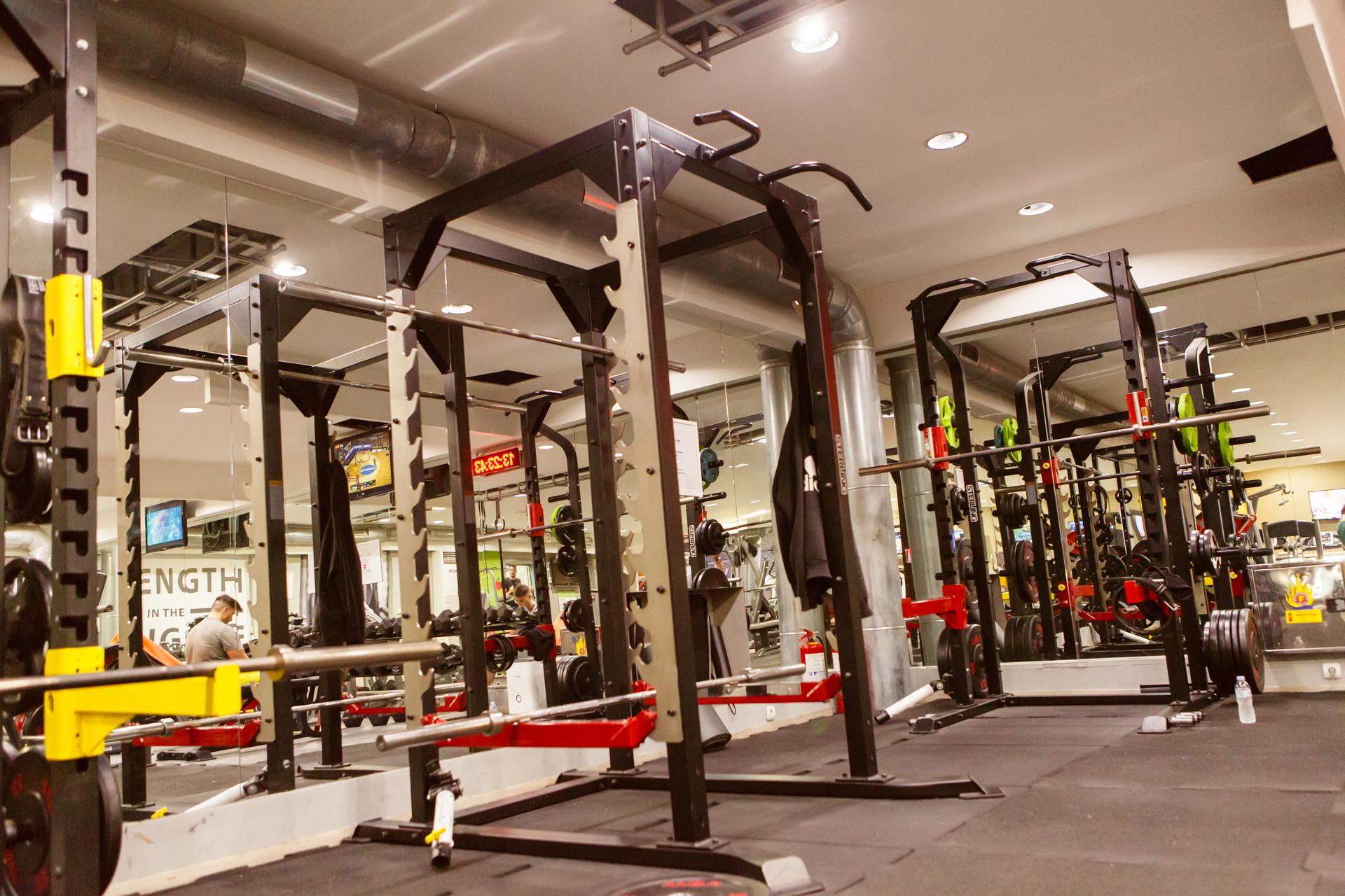Evzonon Elixir Gym & Pilates Studio Schedule