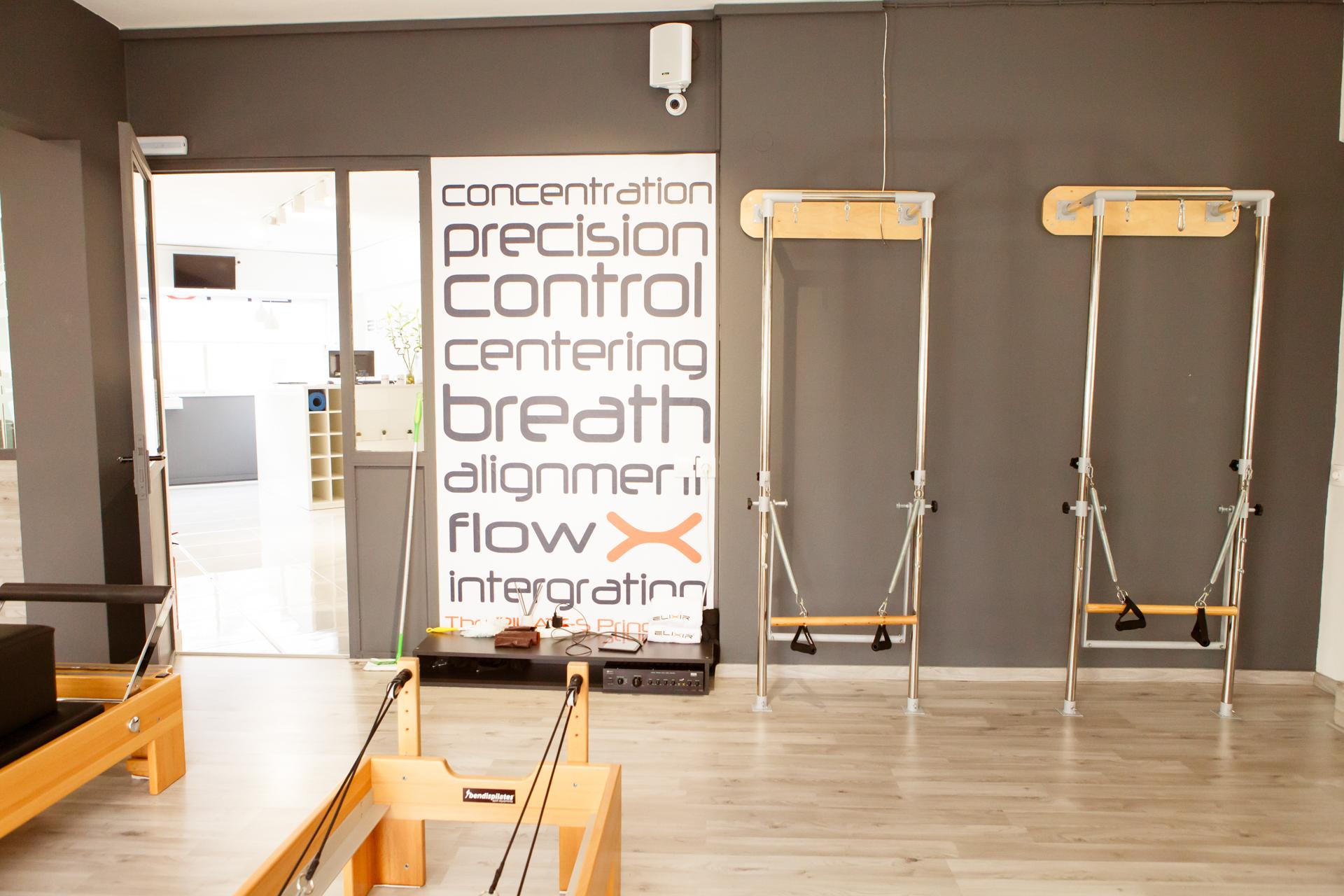 Martiou Elixir Gym & Pilates Studio Schedule
