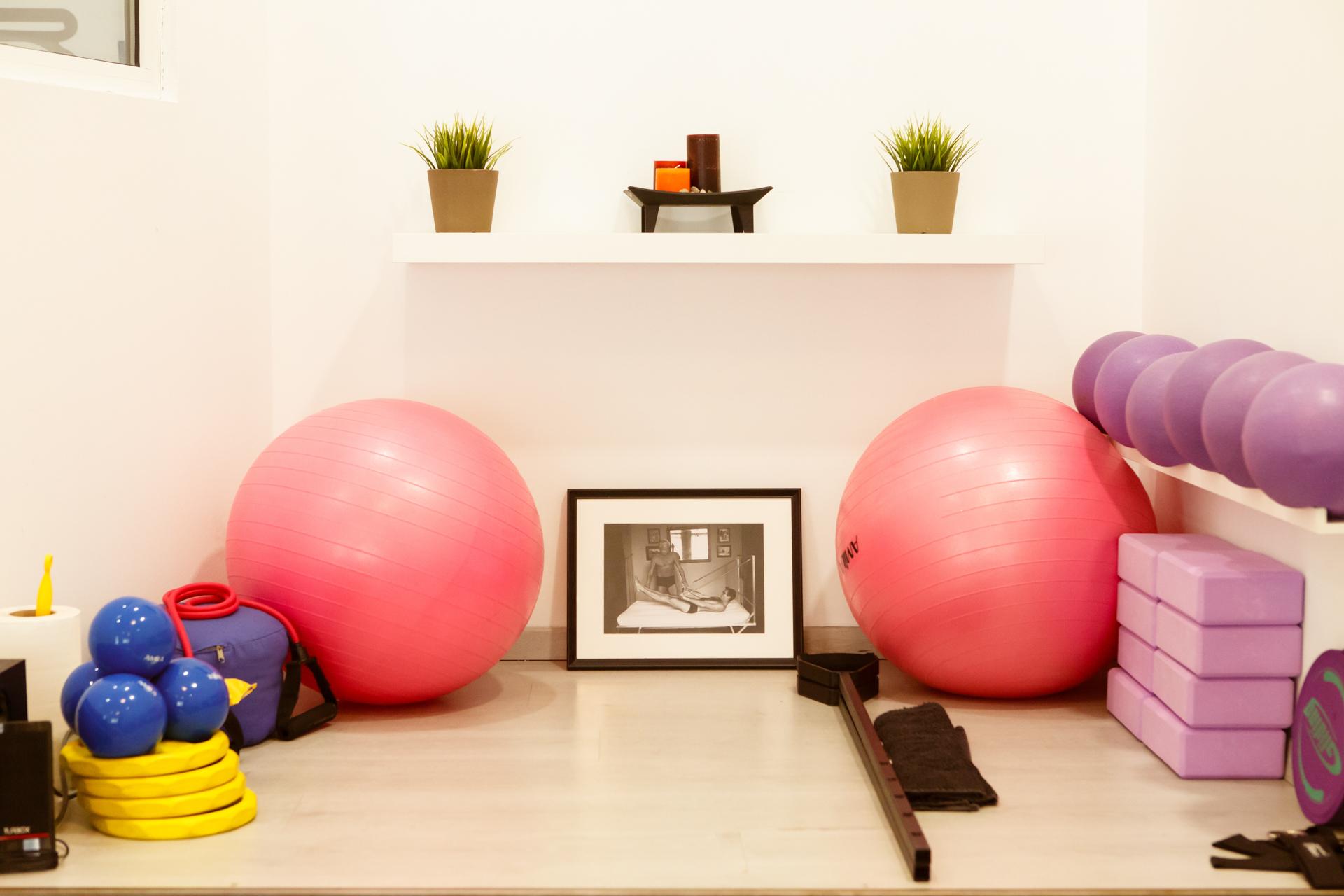 Laskaratou Elixir Gym & Pilates Studio Schedule