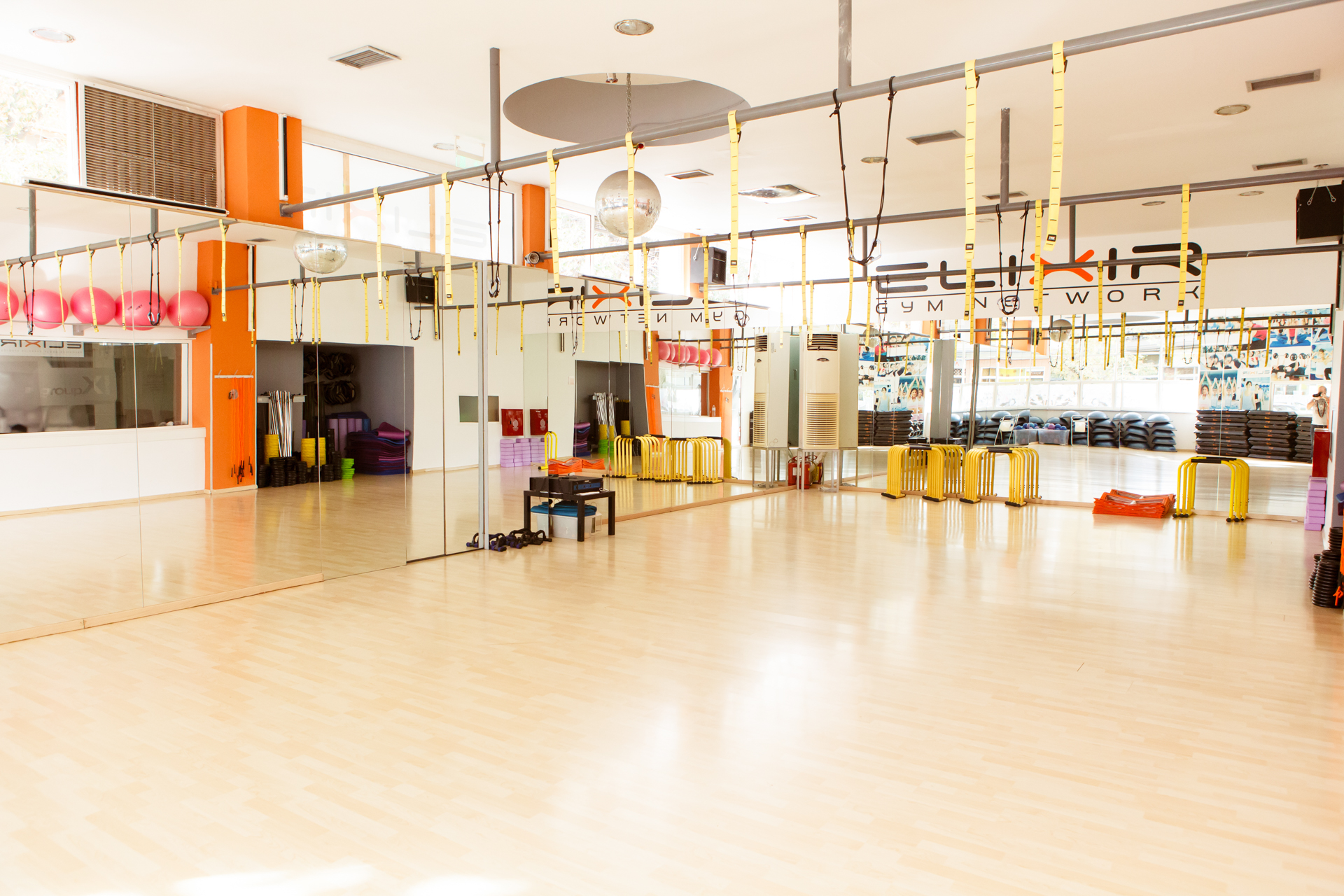 Laskaratou Elixir Gym & Pilates Studio Schedule