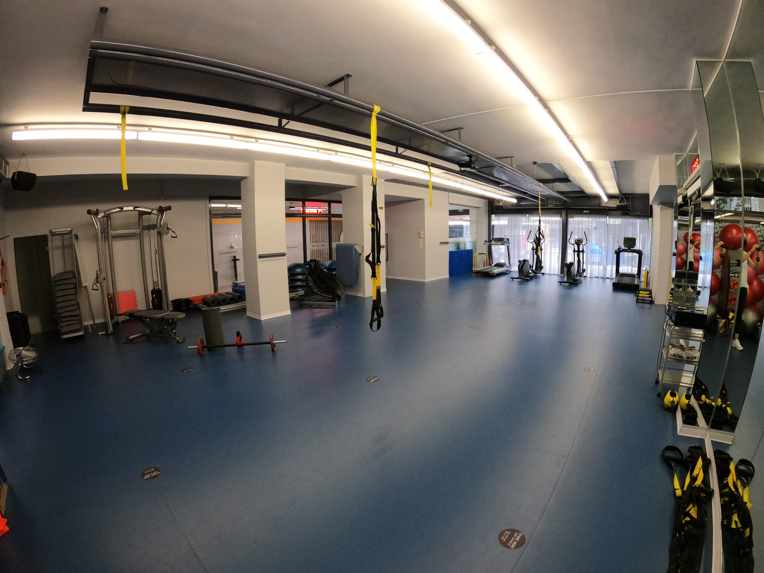 Vas. Olgas Elixir Gym & Pilates Studio Schedule